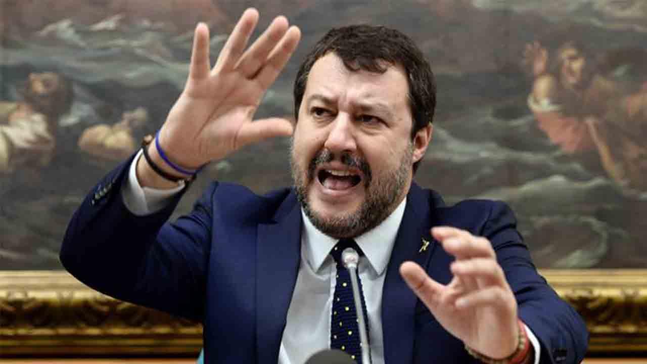 Italia juzgará a Salvini por secuestro de migrantes, en septiembre