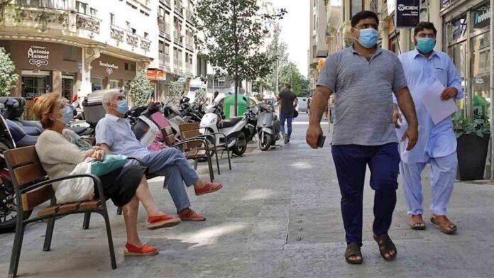 La Comunidad Valenciana registra 35 nuevos contagios este domingo