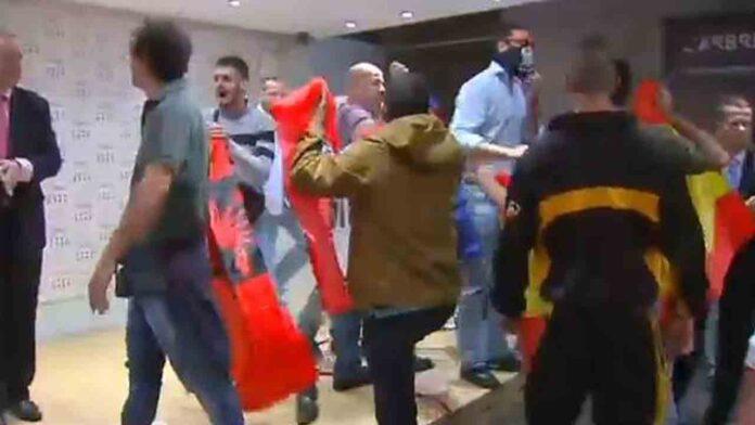 La Junta Electoral permite a dos falangistas condenados por Blanquerna ser candidatos
