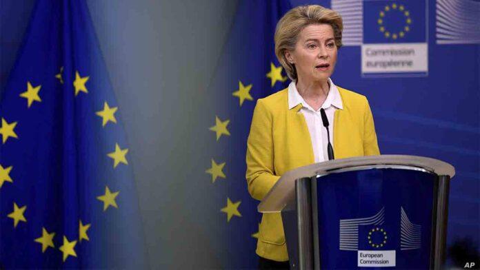 La UE pacta con Pfizer el suministro de 50 millones más de vacunas