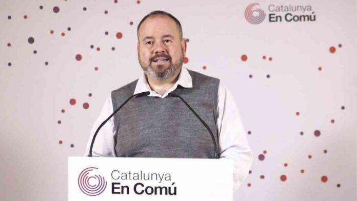 Los comuns instan a ERC a huir de los chantajes de Junts
