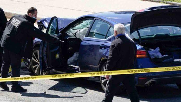 Muere un policía en un control del Capitolio embestido por un coche
