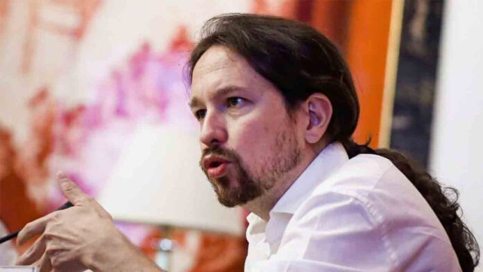 Pablo Iglesias llama a responder a las acciones de Vox 'con la constitución'