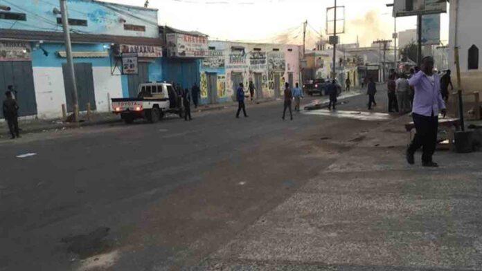 Seis muertos en un atentado suicida en Somalia