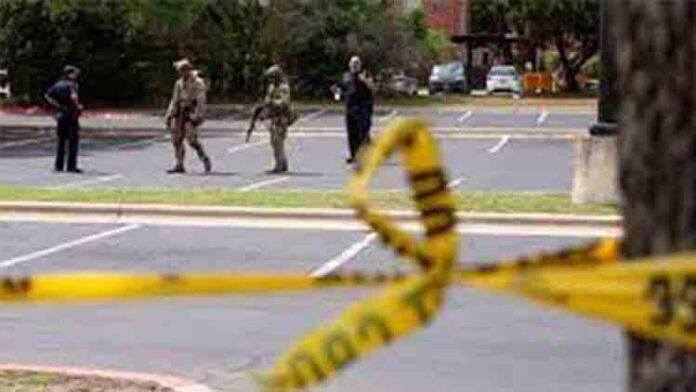 Un tiroteo en Austin (Texas) deja tres muertos, el autor ya ha sido detenido