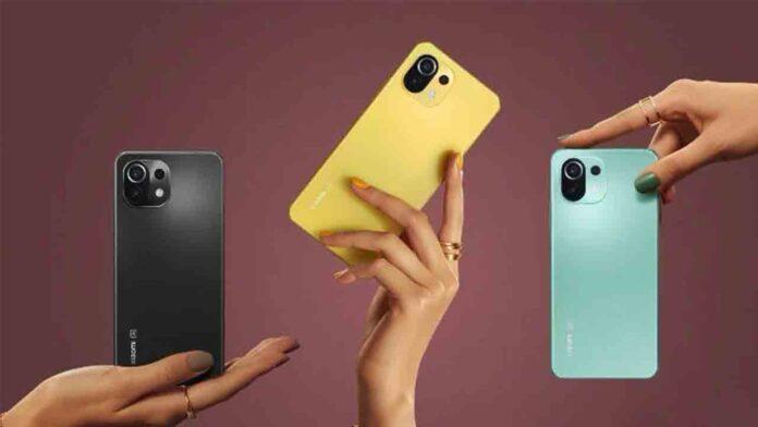 Xiaomi Mi 11 Lite, el 5G más delgado y el primero con Snapdragon 780G