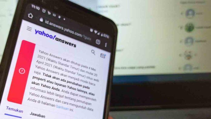 Yahoo Respuestas se cerrará para siempre el 4 de mayo