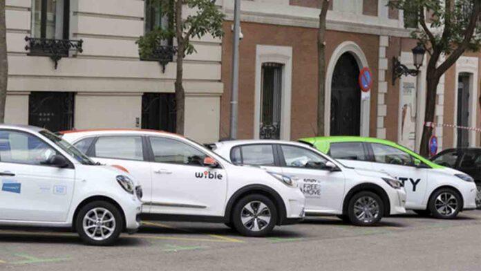 4 compañías car sharing forman una asociación en España