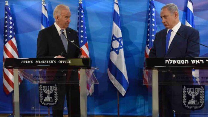 Biden apoya ahora el alto el fuego en Gaza debido a la presión de los demócratas