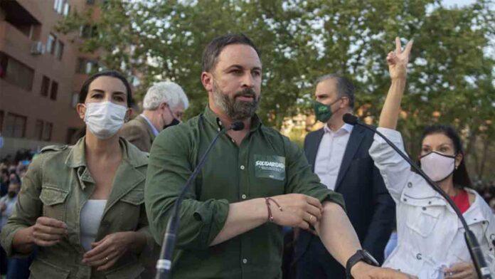 Ceuta prohíbe el mitin de la ultraderecha que pretendía dar Abascal