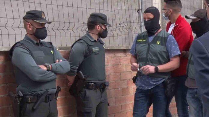 Desarticulan dos bandas de narcos en Lleida y Baix Llobregat