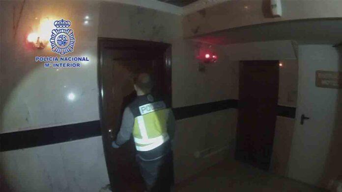 Detenidas cuatro personas por prostitución en Santander