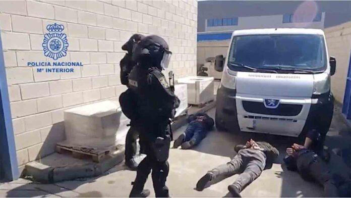 Detenido en Madrid uno de los principales traficantes europeos de heroína