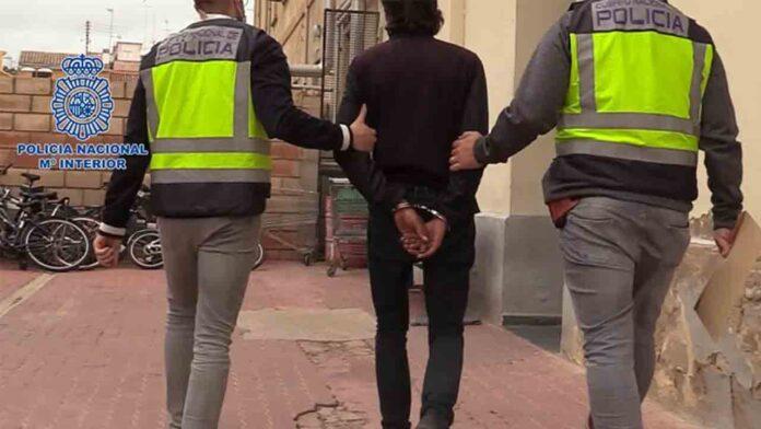 Detenido en Valencia un hombre buscado en Ucrania por el asesinato de dos policías