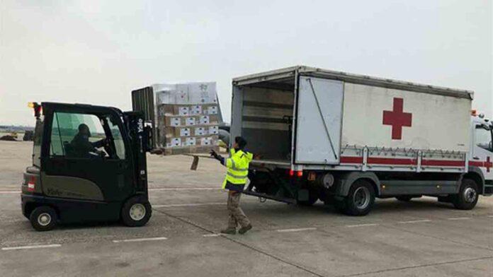 España envía ayuda humanitaria a Nepal para hacer frente a la Covid