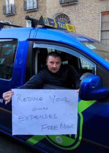 ¿Han visto los taxistas el lado oscuro de la App Free Now
