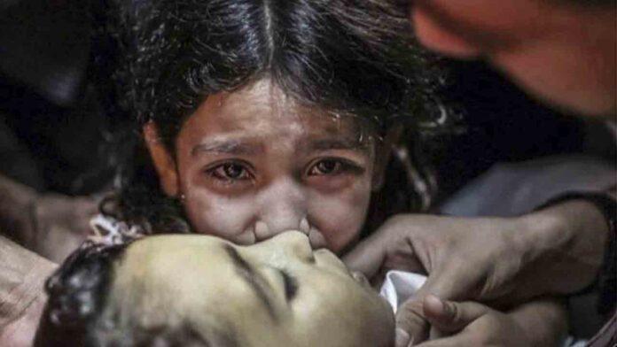 Israel realiza un ataque masivo contra los palestinos y deja 35 muertos
