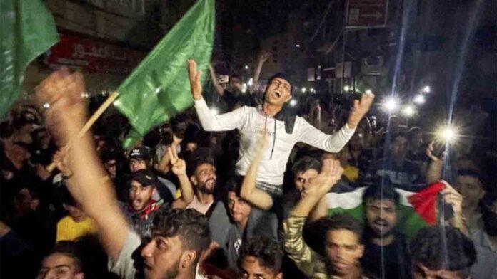 Israel y Hamas acuerdan un alto el fuego después de 11 días de hostilidades