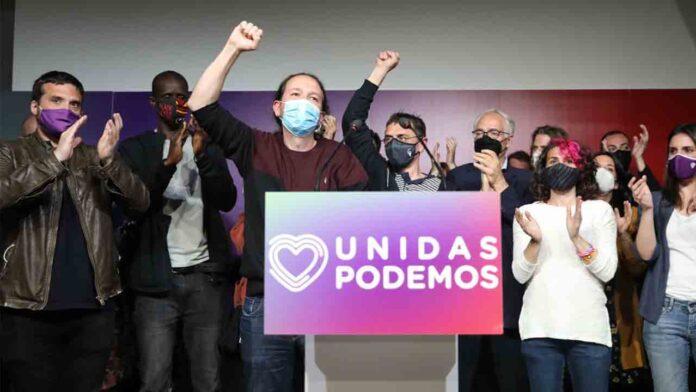 La Fiscalía no aprecia delito en los pluses salariales de Podemos