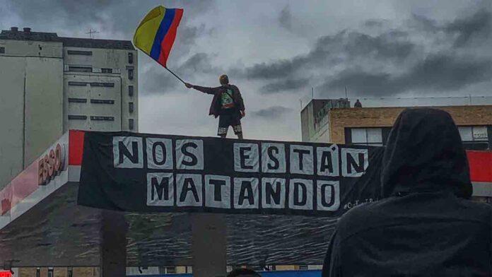 La rebelión arrasa en Colombia a pesar de la violencia policial