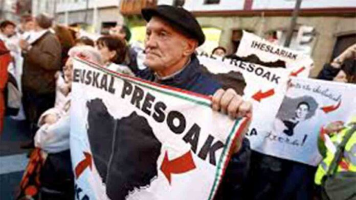 Los presos vascos Rubenach y Borrero serán acercados a Euskadi