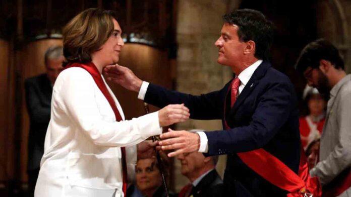 Manuel Valls abandona Barcelona para irse a vivir a París