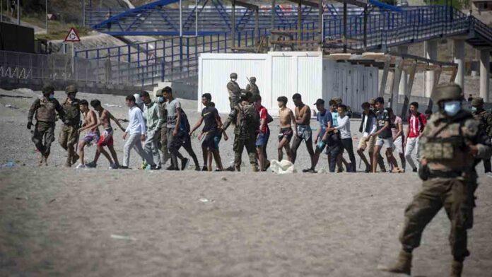 Marruecos, Libia y Turquía, regulan el flujo migratorio como presión a Europa