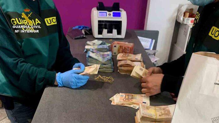 Más de 3.000.000 de euros blanqueados y 50 sociedades investigadas
