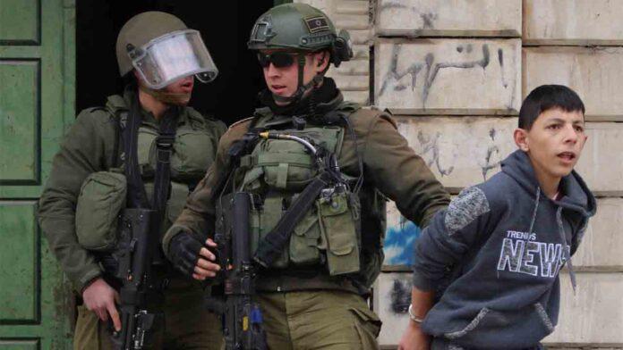 Netanyahu realiza arrestos masivos de ciudadanos palestinos