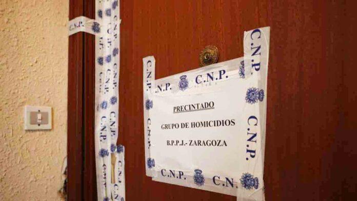 Nuevo crimen machista en el barrio de Las Fuentes en Zaragoza