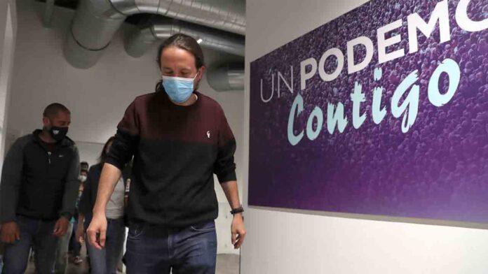 Pablo Iglesias dimite y no recogerá su escaño en la Asamblea de Madrid