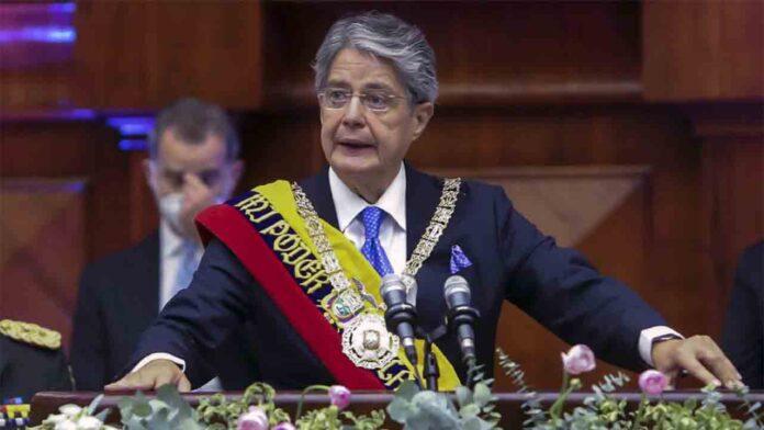 ¿Quién es el nuevo presidente de Ecuador, Guillermo Lasso?