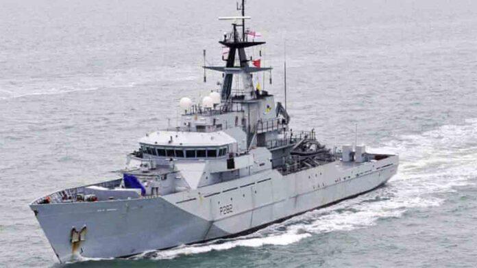Reino Unido envía 2 barcos de guerra a Jersey tras una disputa con Francia