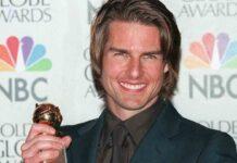 Tom Cruise devuelve sus tres trofeos de los Globos de Oro