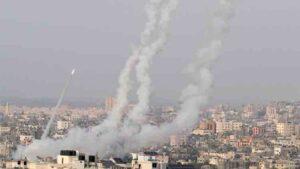 Varios muertos palestinos por ataques aéreos israelíes en Gaza