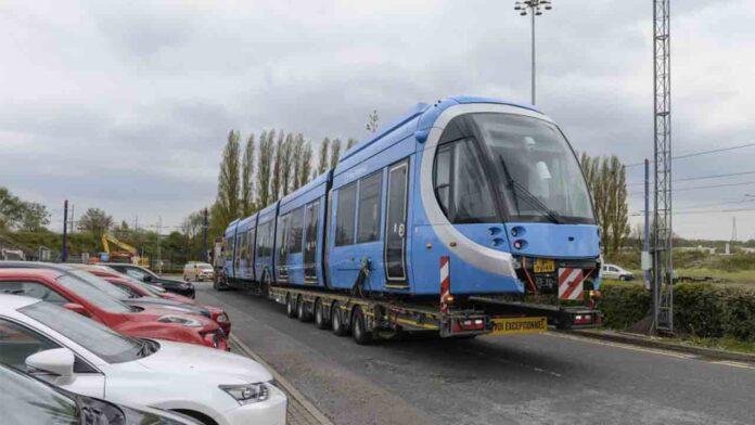 Wednesbury compra 21 tranvías a CAF fabricados en Zaragoza