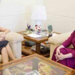 Yolanda Díaz elogia a Ada Colau y sus políticas sociales