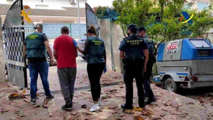 22 detenidos por fraude fiscal distribuyendo gasoleo modificado