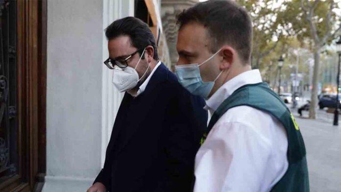 Admitida la acusación particular de Élite Taxi en el caso del ex de CIU, David Madí