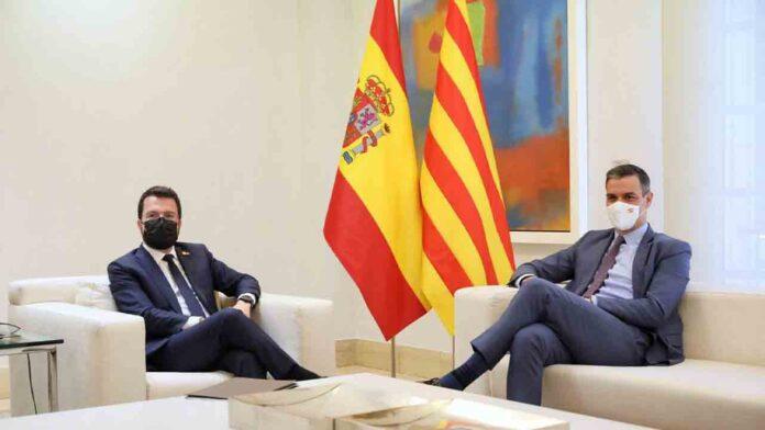 Aragonés constata 'diferencias evidentes' entre la Generalitat y el Gobierno