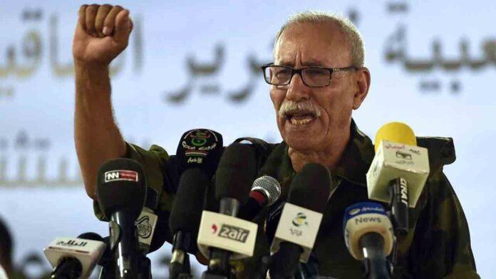 Brahim Ghali será dado de alta en el Hospital de Logroño y partirá hacia Argel