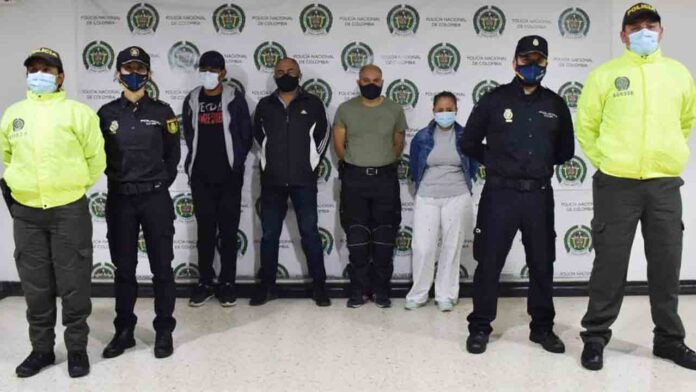 Cinco detenidos en Colombia que explotaban sexualmente a mujeres en España