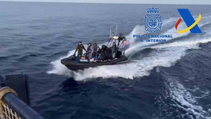 Desarticulada una red de transporte de drogas en embarcaciones de recreo