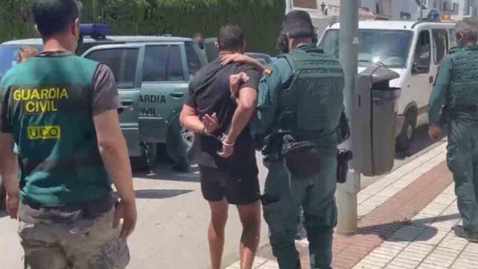 Detenido en Málaga un líder del crimen organizado en Holanda