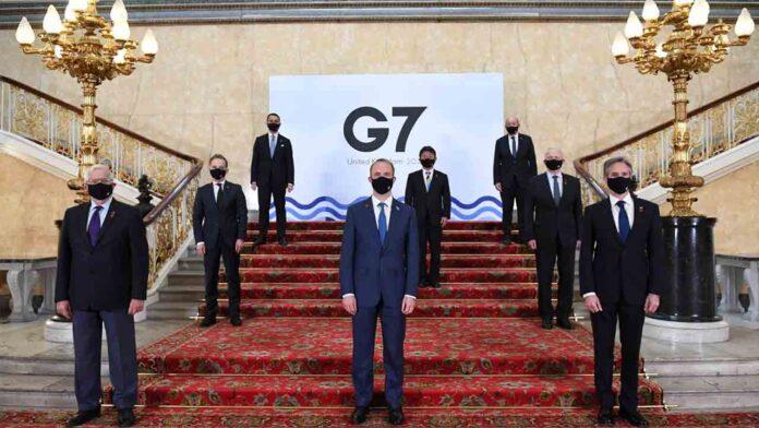 El G7 acuerda implantar un impuesto del 15% a las multinacionales