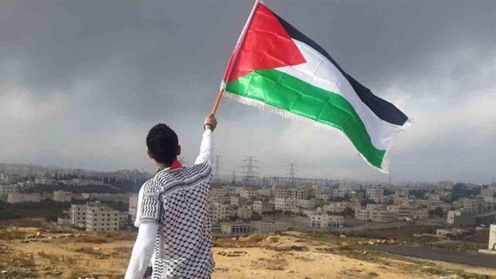 El ejército israelí dispara a un joven palestino en la cabeza