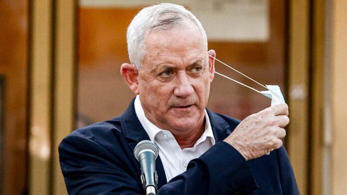 Gantz aprueba nuevos objetivos para atacar en Gaza