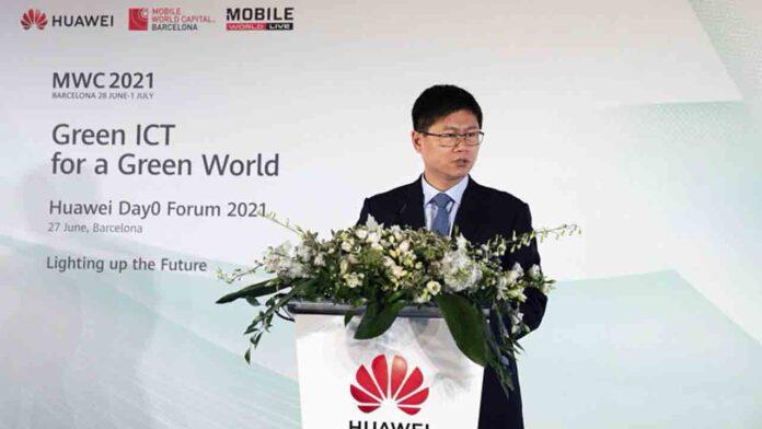 Huawei destaca las 'TIC verdes' en el Mobile World Congress 2021