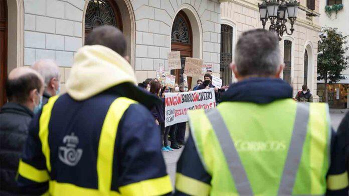 Huelga en Correos: Los centros están priorizando las entregas de Amazon