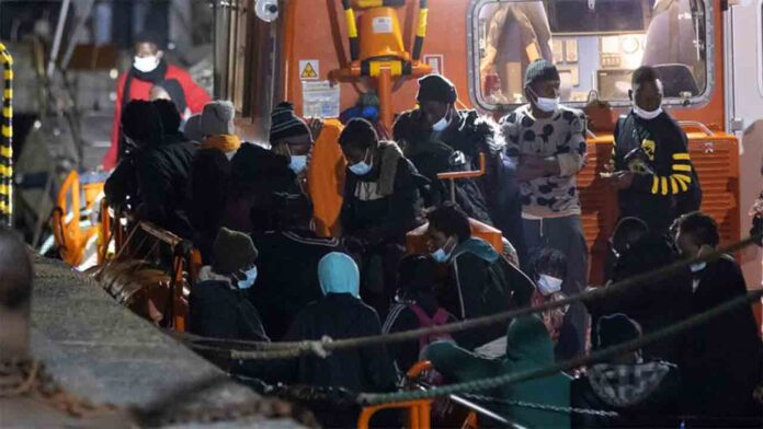 Intervenidos 190 kilos de cocaína en África procedentes de Gran Canaria
